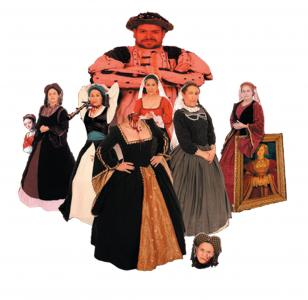 The 'merry' wives of Henry VIII