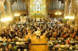 Katrina Brown performing the Walton viola concerto with HPO Fringe 2011