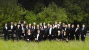 Choir in a field