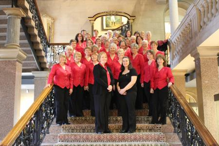 Ladybrook Singers at Bowes Museum