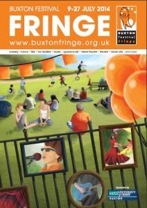 Fringe 2014 cover design by Helen McIvor - well done!