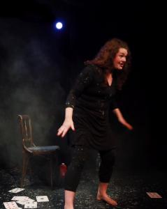 Madeline Gould in Nonsense & Sensibility