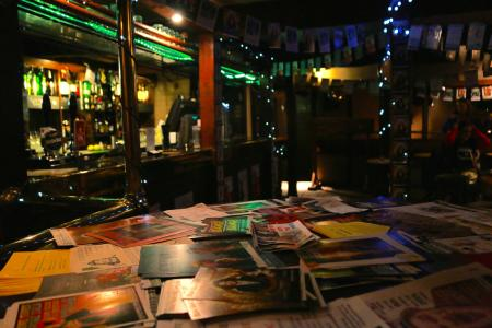 This year we bid a fond farewell to the Fringe Club, Underground Venues