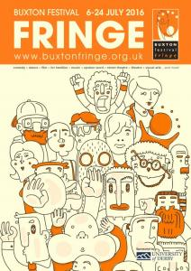 By Tom Lipscombe - chosen to illustrate Fringe Friends poster