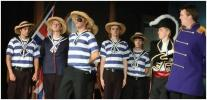 PBTheatricals 2015 production of HMS Pinafore