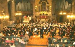 High Peak Orchestra in St John's